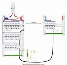 tableau electrique raccordement raccordement de tableau electrique maison travaux