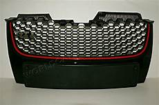 vw golf mk5 gti 2003 2008 front badgeless grille