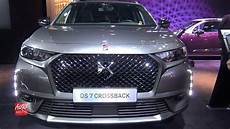 ds7 crossback 2019 2019 ds7 crossback world premiere exterior and interior