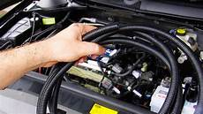 quick tip fixing up engine bay wiring cabling protection youtube
