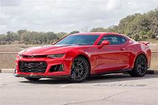 2017 Chevrolet Camaro Zl1 Drive Review Fast To