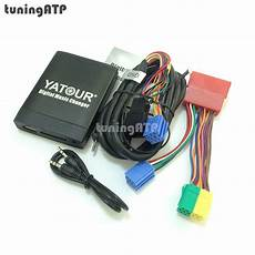 yatour digital changer usb sd aux mp3 adaptor for