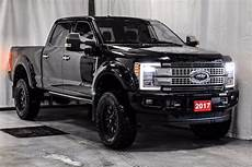 ford f 250 54344 used 2017 ford f 250 4x4 crew cab platinum 176 wb shadow black in winnipeg 88554 0