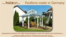 Pavillon Aufbauen Gartenpavillon Modern Design Z B Holz