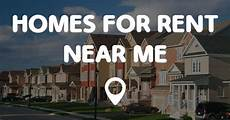 homes for rent near me points near me