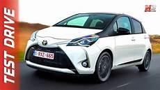 New Toyota Yaris Hybrid 2017 Test Drive