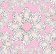 light pink patterned wallpaper floral pattern seamless flower vector motif on light pink