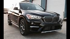 2016 Bmw X1 Xdrive28i Review Exhaust Start Up