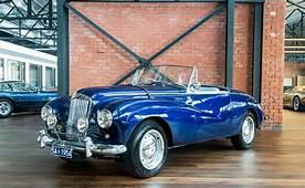 1954 Sunbeam Talbot Alpine Convertible  Richmonds