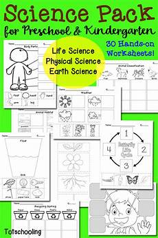science worksheets nursery 12313 printable back to school preschool mega bundle with