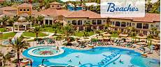 beaches all inclusive resort specials travel services
