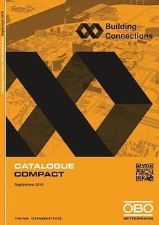 calam 233 o catalogue compact obo bettermann sept 2016