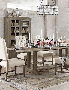 Pottery Barn Dining Room Furniture