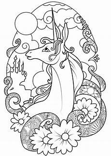Unicorn Malvorlagen Ig Great Photo Of Unicorn Coloring Pages For Adults