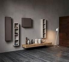 salotto soggiorno mobile soggiorno salotto con piano legno rovere sospeso
