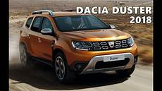 New 2018 Dacia Duster Official