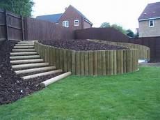 bordure de jardin en bois 6 fa 231 ons de retenir la terre dans jardin bordure