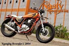 Scorpio Modif Cb by Yamaha Scorpio Z Best Modifikasi Motor Honda Cb S