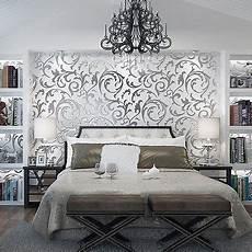 Barock Tapete Schlafzimmer - luxus 3d optik vlies wand tapete vliestapete barock rolle
