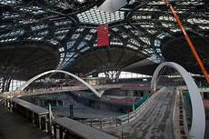 Neuer Flughafen Peking - beijing s new airport on time for 2019 launch