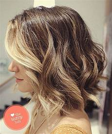 wavy bob longer in front maybe with bangs by aline hair styles short bob hairstyles hair