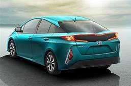 2019 Toyota Prius Changes Release Date Redesign