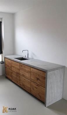 Ikea Arbeitsplatte Eiche - kitchen style cocinas cocina de concreto y cocina diy
