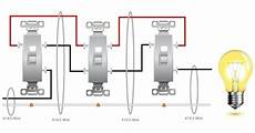 3 Way 4 Switch Wiring Diagram Ask The by How To Wire A 4 Way Switch With 4 Lights What Are Some