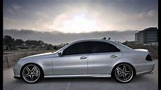 mercedes e class w211 tuning kit