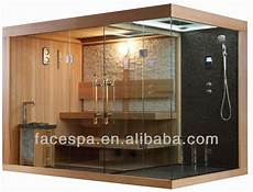 a sauna steam shower room combo sauna steam