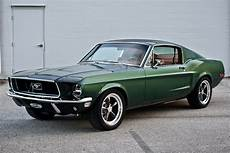 1968 ford mustang fastback by revology hiconsumption