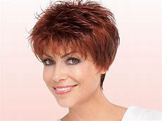 short hairstyles for middle aged women younger look