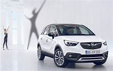 Opel Crossover 2017 - 2017 opel crossland x revealed as new compact crossover
