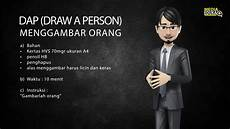 Tes Menggambar Orang Dap Draw A Person