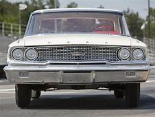 1963 Ford Galaxie 500 Factory Lightweight Drag Racing Race