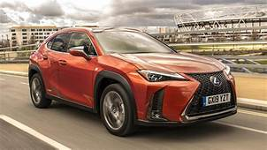 Lexus UX 250h Review 'self Charging' Hybrid SUV Driven