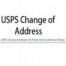 change of address united states postal service change of
