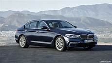 2017 Bmw 5 Series 530d Xdrive Diesel Luxury Line Front