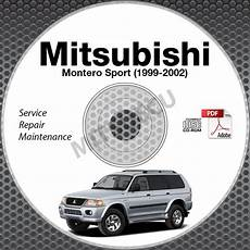 automotive air conditioning repair 2001 mitsubishi montero sport auto manual 1999 2002 mitsubishi montero sport service repair manual cd free bonus