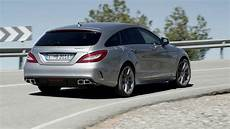 Drive 2015 Mercedes Cls 63 S Amg Shooting Brake