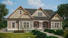 house plans bungalow with walkout basement craftsman style lake house plan with walkout basement