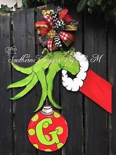 The Grinch Decorations by Creative Door Decorating Todd Doors