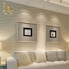 aliexpress com buy modern beige horizontal striped