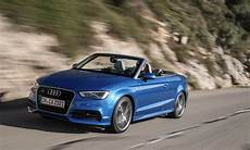 Audi A2 Cabrio - revision test driving the new audi a3 cabriolet