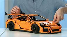You Will Spend Hours With This Lego Porsche 911