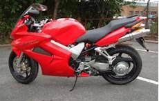 scorpion 2 silencieux premium inox pour vfr 800 vtec rc46c