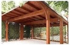 tettoie in legno costi tettoia in legno realizzazione e costi edilnet