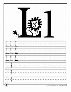 letter l worksheets for nursery 24562 learning abc s worksheets learning letters lettering preschool letters