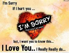 Sorry Wallpaper Sad hurt sorry sad quote with wallpaper hd