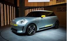 mini electric concept la mini e 2019 s annonce l